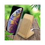 Stirling Fast 10W Wireless Bamboo Charger