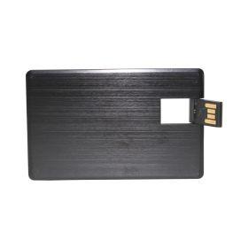 Alu Black Credit Card Drive
