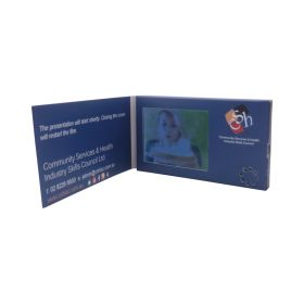 Business Card Video Catalogue 2.4 LCD