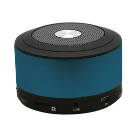 Aerospace Bluetooth Speaker