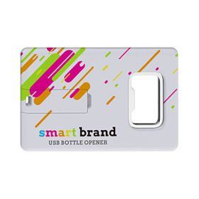 BottlO Credit Card Flash Drive