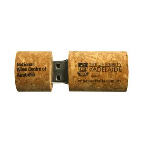Cork Flash Drive
