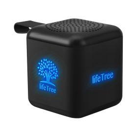 Mini Cube Light Up Bluetooth Speaker
