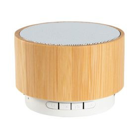 Muir Bamboo Bluetooth Speaker