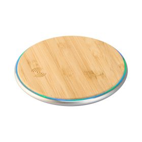 Danby Bamboo Wireless Fast 10W Charger (Stock)