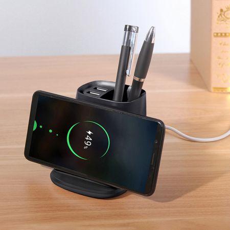 Kingston Wireless Charging Desk Organiser (Stock)