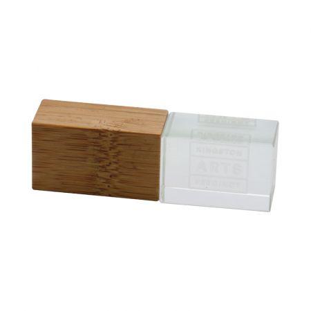 Eco Crystal Flash Drive