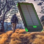 Outback Solar Power Bank 10,000 mAh (Stock)