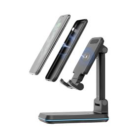 Vulcan-Q Foldable Wireless Charge Stand