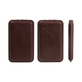 Trinity I Leather Power Bank