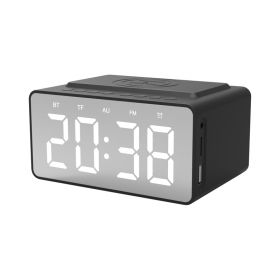 Dover Alarm Clock Wireless Charger Speaker
