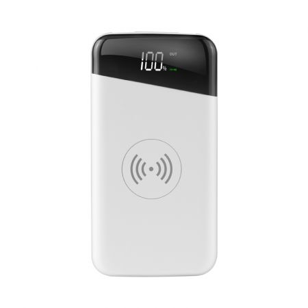 Marlow Wireless Power Bank - 10,000 mAh (Stock)